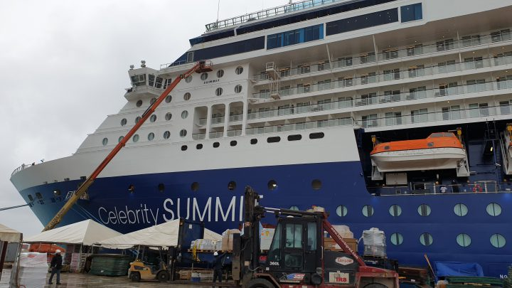 Celebrity Millennium and Summit equipped with SAJ-DMS system
