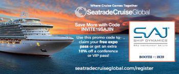 Seatrade Cruise Global in Miami, FL USA