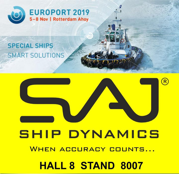 Europort 2019 – Special ships, smart solutions