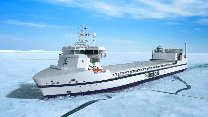 Bore's LNG RoLo New Build project